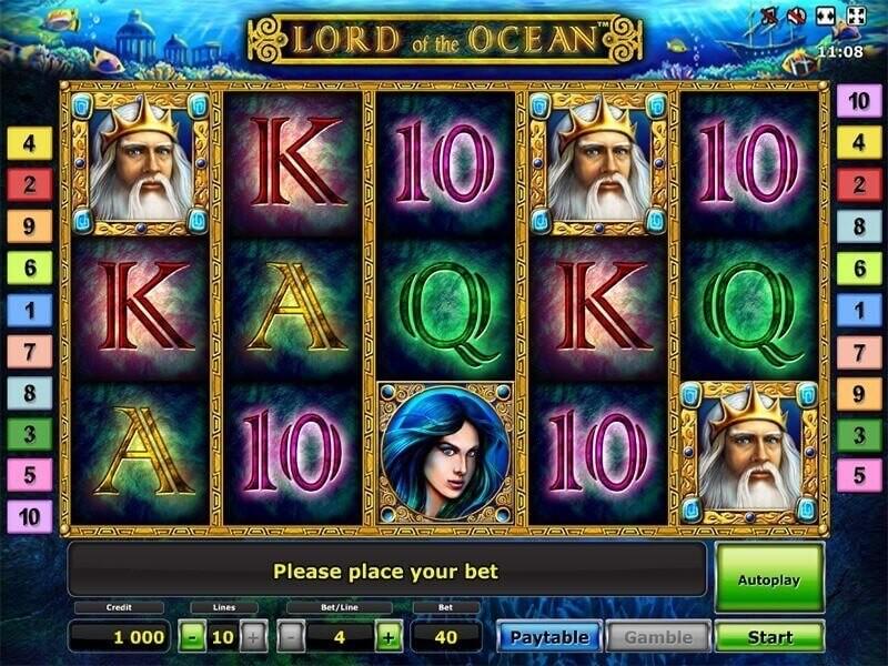 Lord Of The Ocean Slot Kostenlos: Eine Reise Zum Meer